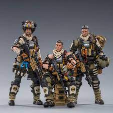 The Place Is The Perfect Joy Toy Military Figures?