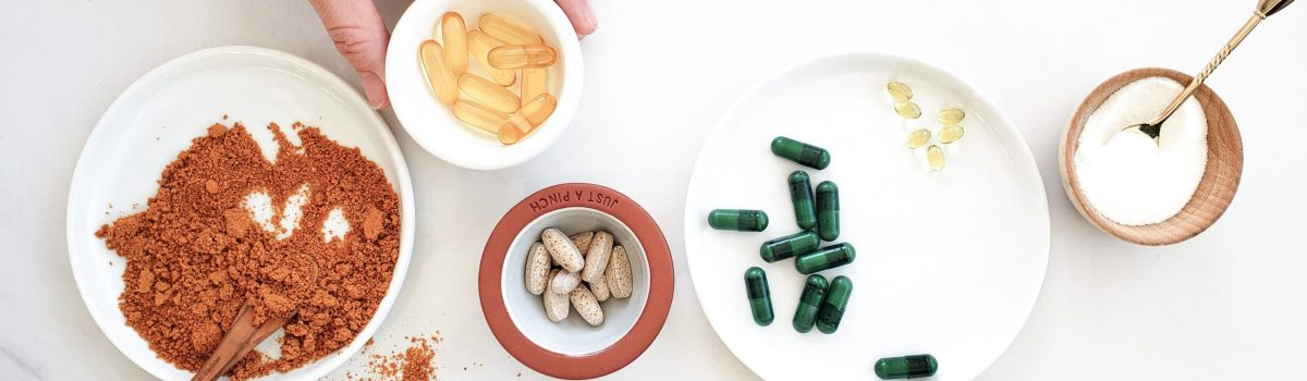 I Take These 5 Supplements Daily For Attractive Skin